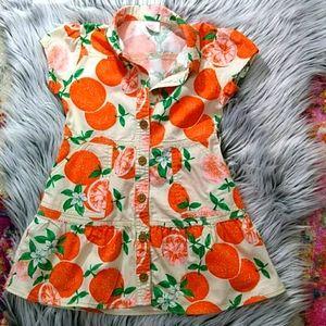 Wonder Nation Child's Dress Size 4-5